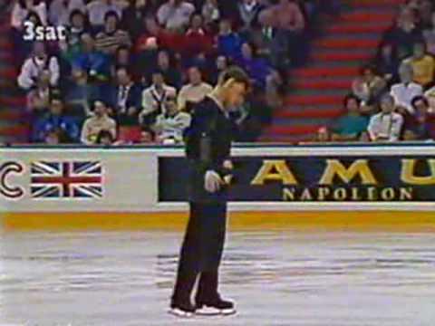 Viktor Petrenko 1990 Worlds Exhibition