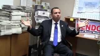 Your City TV: Tony Mendoza for Central Basin Water Board interview. Part 2 of 2