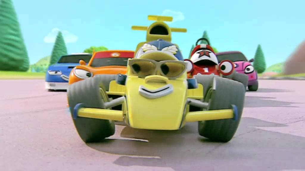 Roary The Racing Car Episodes