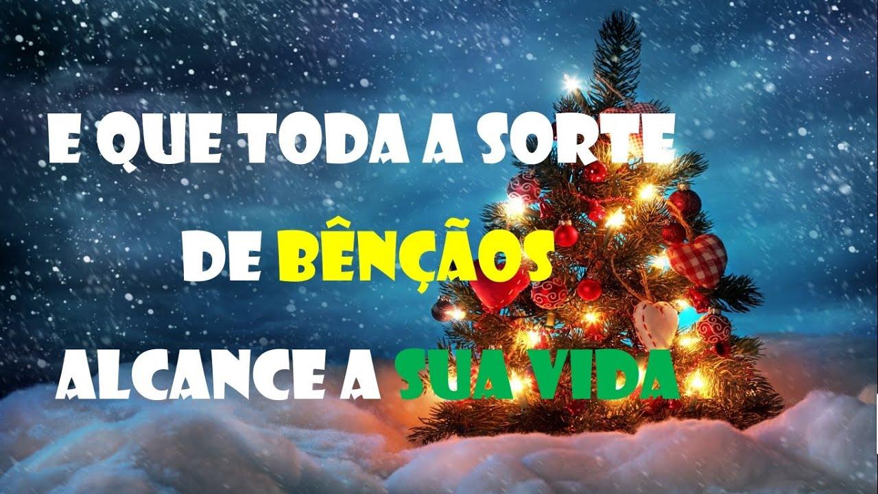 Mensagens De Noite Feliz: Linda Mensagem De Boas Festas -Feliz Natal E Ano Novo
