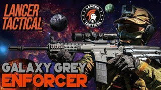 It Came From Outer Space... | Lancer Tactical GALAXY GREY Enforcer | Teaser Lancer Tactical
