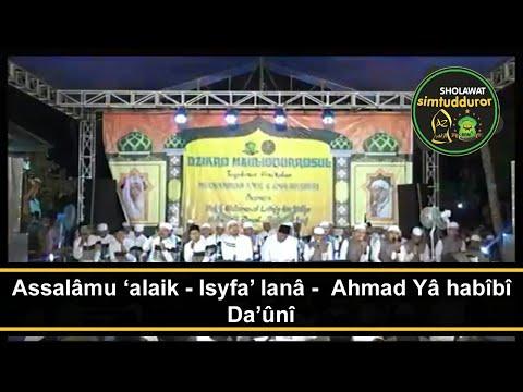 Assalamu'alaik, Isyfa'lana, Ahmad Yahabibi, Dauni | Az Zahir Feat Babul Musthofa