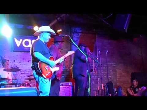 Willie Lockett & The Blues Krewe And Ange King At VASO New Orleans
