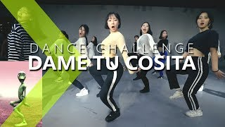 ' DAME TU COSITA ' DANCE CHALLENGE !