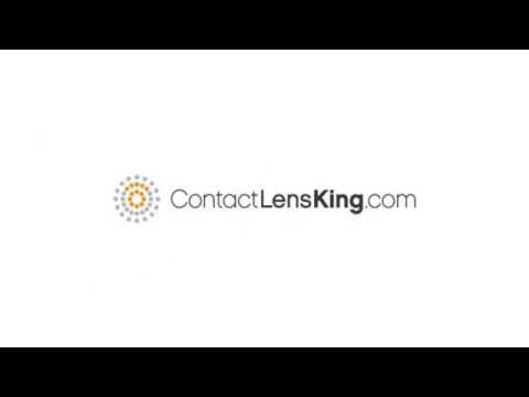 Contact Lens King - Video Ad June 2015