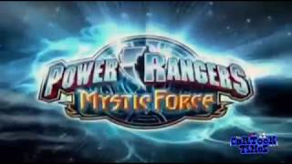 POWER RANGERS MYSTIC FORCE | Title Song | Tamil | தமிழ் | Comic-Zeit | CT