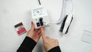 elektrisk nagelfil gelenaglar