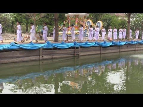 El monasterio de las monjas irreductibles en Tailandia