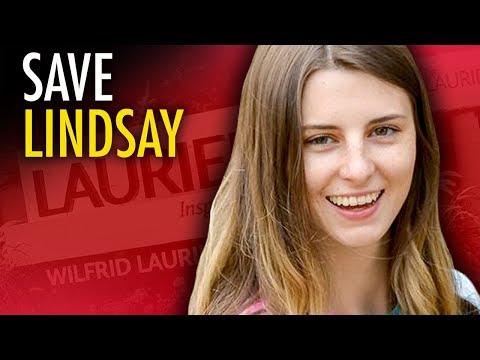 Ezra Levant: Stop this university witch-hunt! SaveLindsay.com