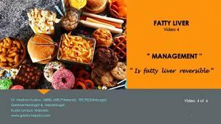 FATTY LIVER - Management