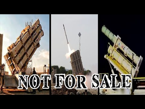 3 Israel Anti Missile Defence System Probably Never Sold To Other Countries