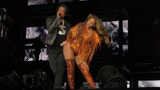 Download lagu Beyoncé and Jay-Z Baby Boy/ Mi Gente/ Mine/ Black Effect/ Countdown On The Run 2 Vancouver 10/2/2018