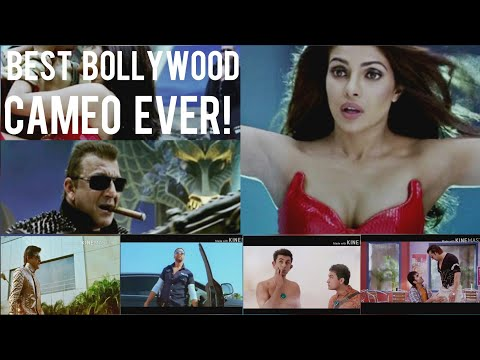 Top 15 Bollywood Cameo Roles Of All Time (guest Appearance) | Made In Bollywood MIB |