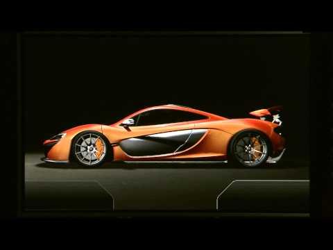 McLaren P1 Launch Sequence Engine Sound Commercial Carjam TV HD Car TV Show 2015