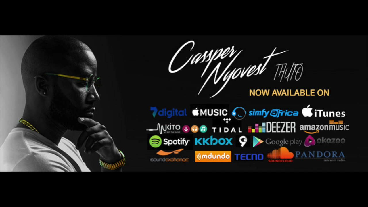 Download Cassper Nyovest - Destiny [Feat.  Goapele] (Official Audio)