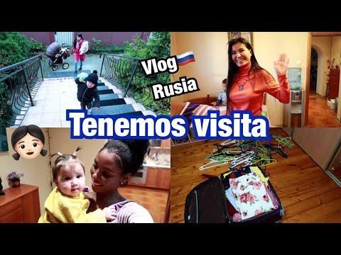 VINIERON A VISITARNOS + OTRA MALETA + ORGANIZANDO EL CLOSET | 31 Oct 2017