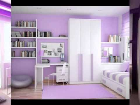 Diy Purple Bedroom Decorations Ideas - Youtube