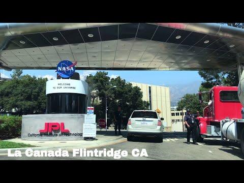 🔴  La Canada Flintridge Realtor Driving Tour 4K