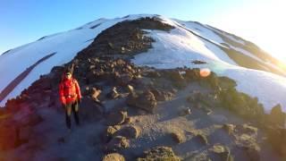 climbing mt st helens june 7th 2016