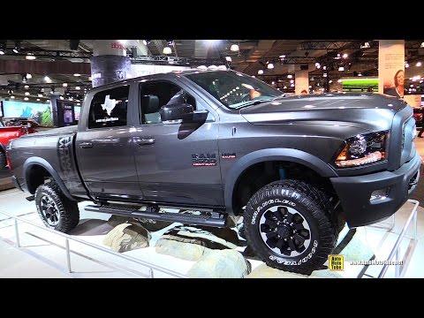 2017 Ram 2500 Power Wagon Exterior Walkaround 2017 NY Auto Show