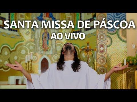 🔴 SANTA MISSA DE PÁSCOA