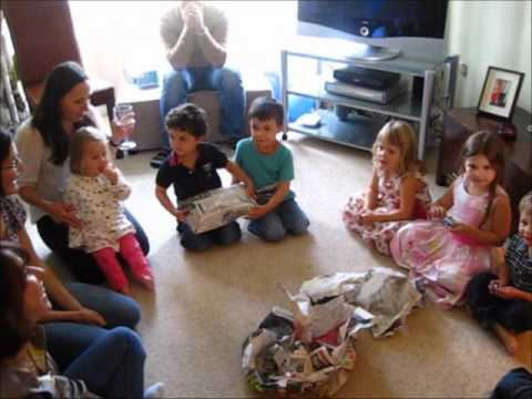 Pass the parcel prizes for 5 year olds