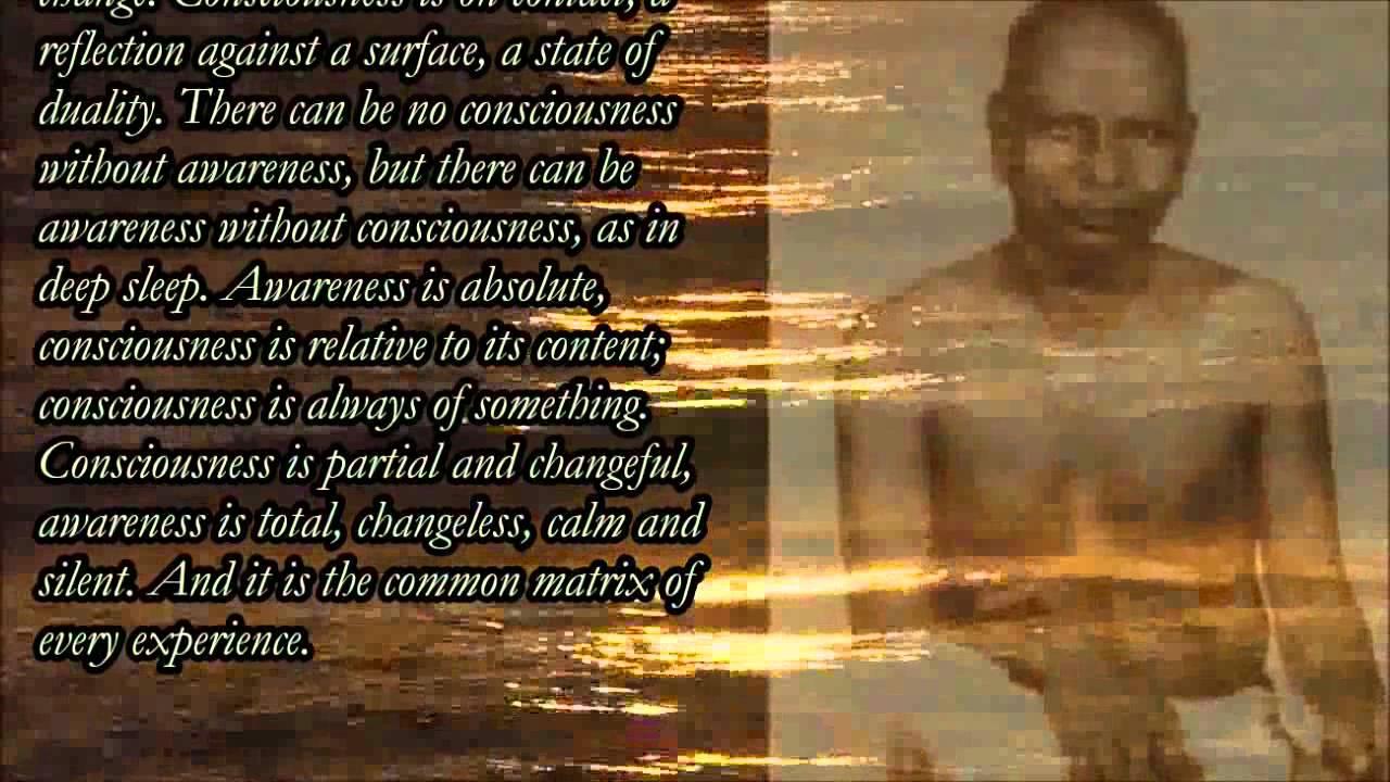 Sri Nisargadatta Maharaj - Quotes - YouTube