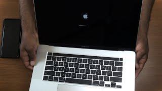 "16"" MacBook Pro ""Silver"" UNBOX"