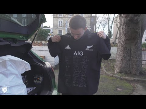 BEHIND THE BRAND EPISODE 2 - EPIC £1000 CHRISTMAS GIVEAWAY DELIVERY