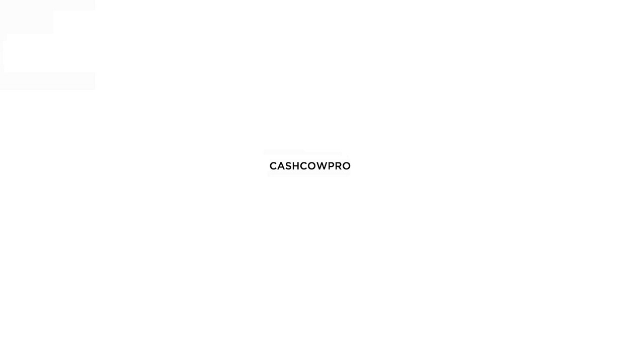 how to add new account cashcowpro