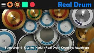 Same Ground - Kitchie Nadal (Real Drum Cover)