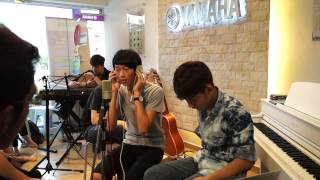 Cruise Tan Music Sharing at Yamaha Batu Pahat, Johor, Malaysia Recording Singing Performance 04