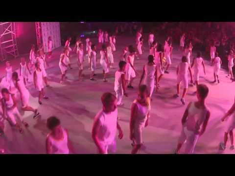 Основной танец лагерь