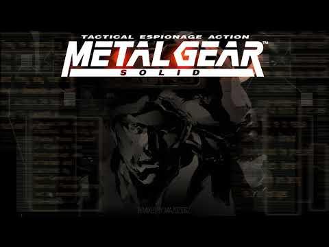 Metal Gear Solid - Encounter (Remixed By Mazdziosz)