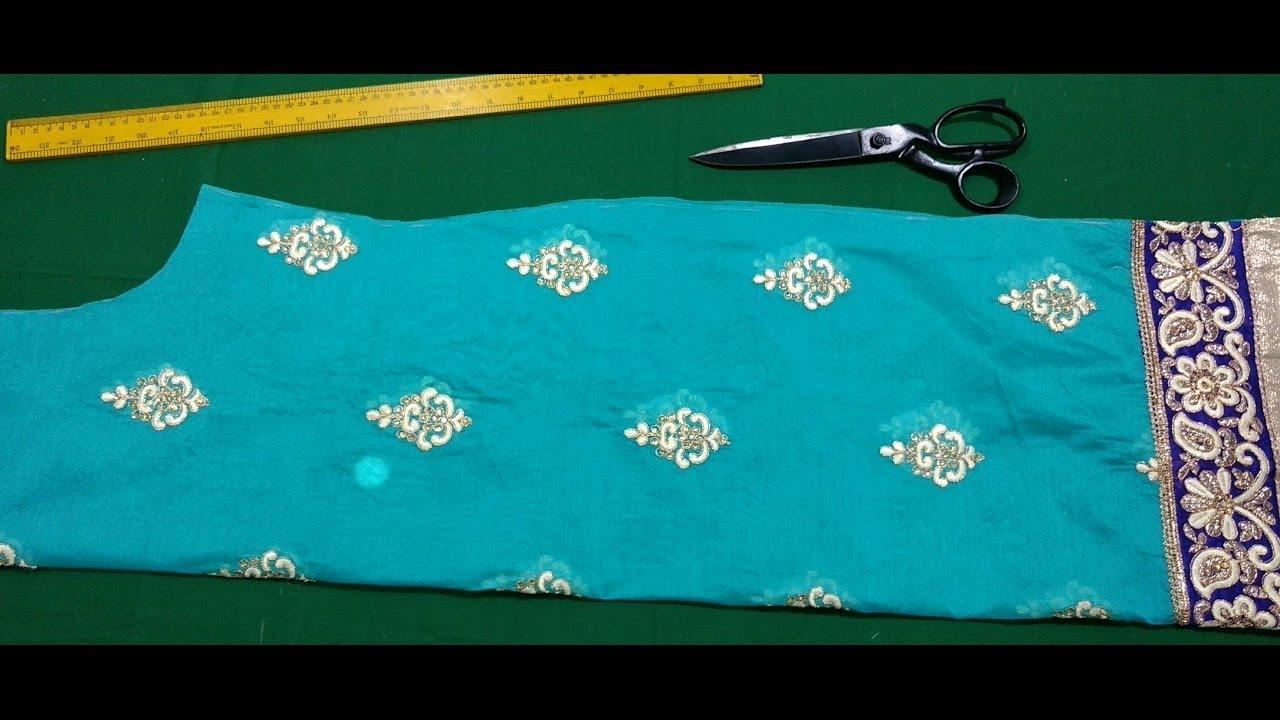 churidar cutting and stitching pdf