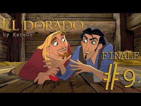 Дорога на эльдорадо мультфильм 2000 озвучка