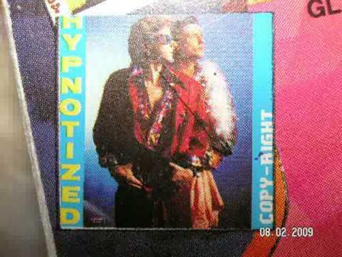 hypnotized - Copy Right 1986 euro disco