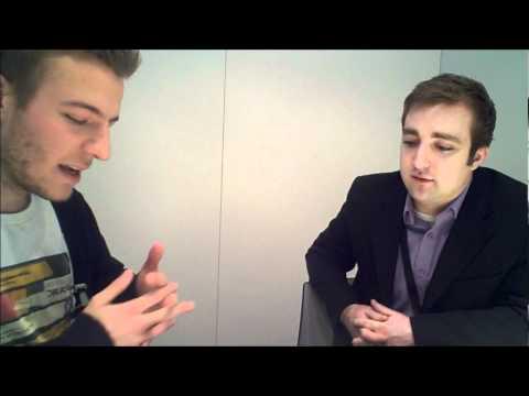 HwT.dk@CeBIT 2011 - Interviewing AMD Graphics