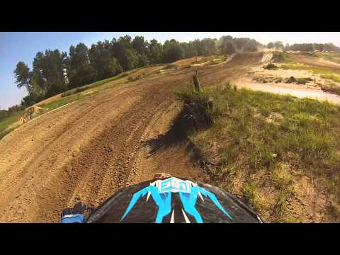 2 goons riding oak grove motorsport park mx track