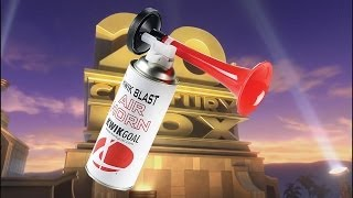 20th Century Fox Logo - Air Horn Version