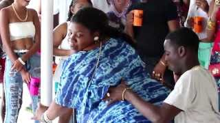 OMG Cooler Cruise | Dancing to Rolly Polly | Harbor Master Trinidad