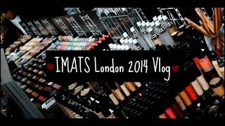 IMATS London 2014 Vlog | Faobeauty Thumbnail