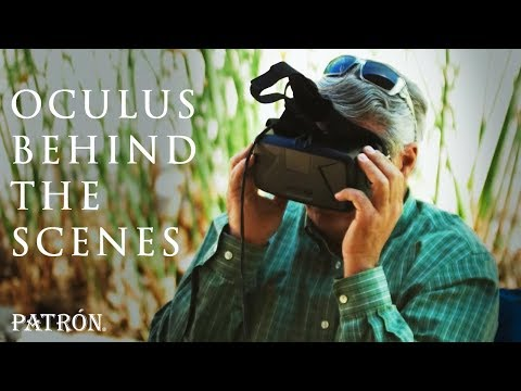 The Patrón Oculus Virtual Reality Experience - Behind the Scenes