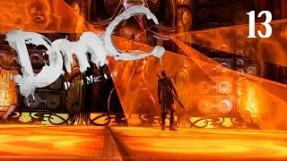 Lets watch DmC Devil May Cry #13 Mission 13 Des Teufels Spiele