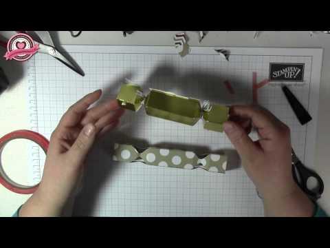 12 tage weihnachten knallbonbon verpackung doovi. Black Bedroom Furniture Sets. Home Design Ideas