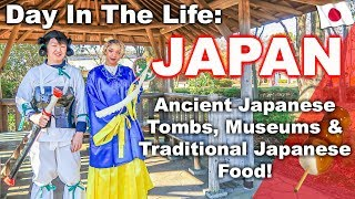 Day In My Life In JAPAN! Saitama Prefecture & Ancient Japanese History!