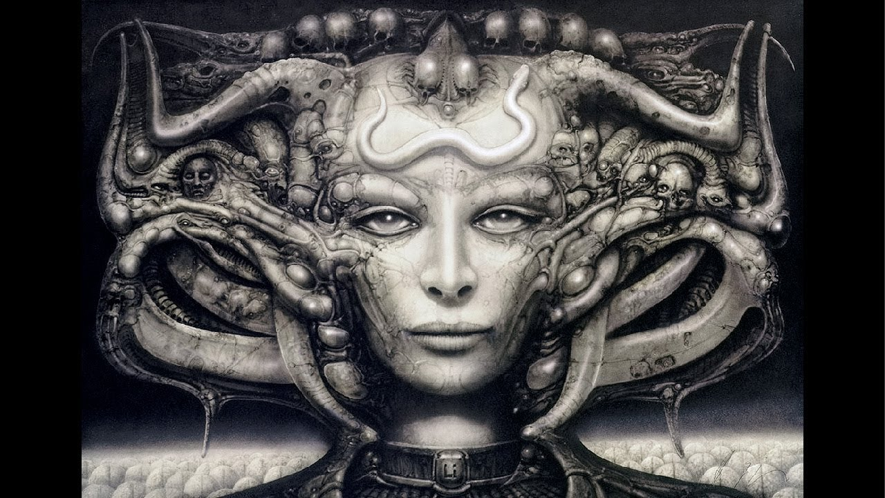 The Art of H. R. Giger - YouTube H.r. Giger Art