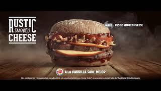 Burger King | RUSTIC SMOKED CHEESE