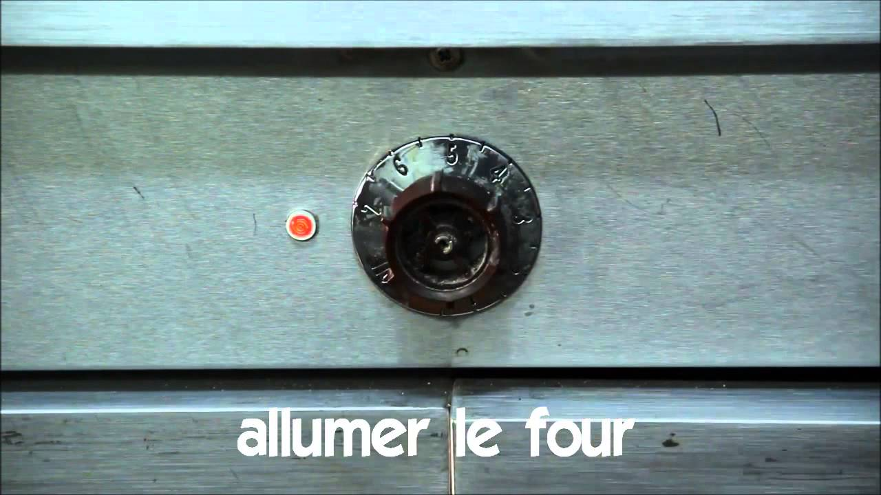 allumer le four youtube. Black Bedroom Furniture Sets. Home Design Ideas