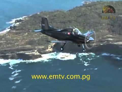 PNGDF Sign U$18 Million Deal For New Military Aircrafts